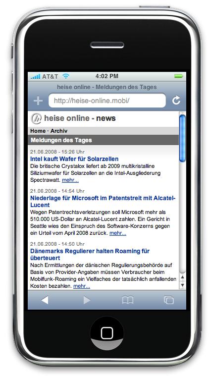 heise-online.mobi