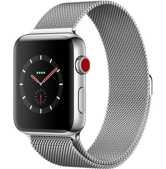 42-stainless-milanese-silver-s3-grid