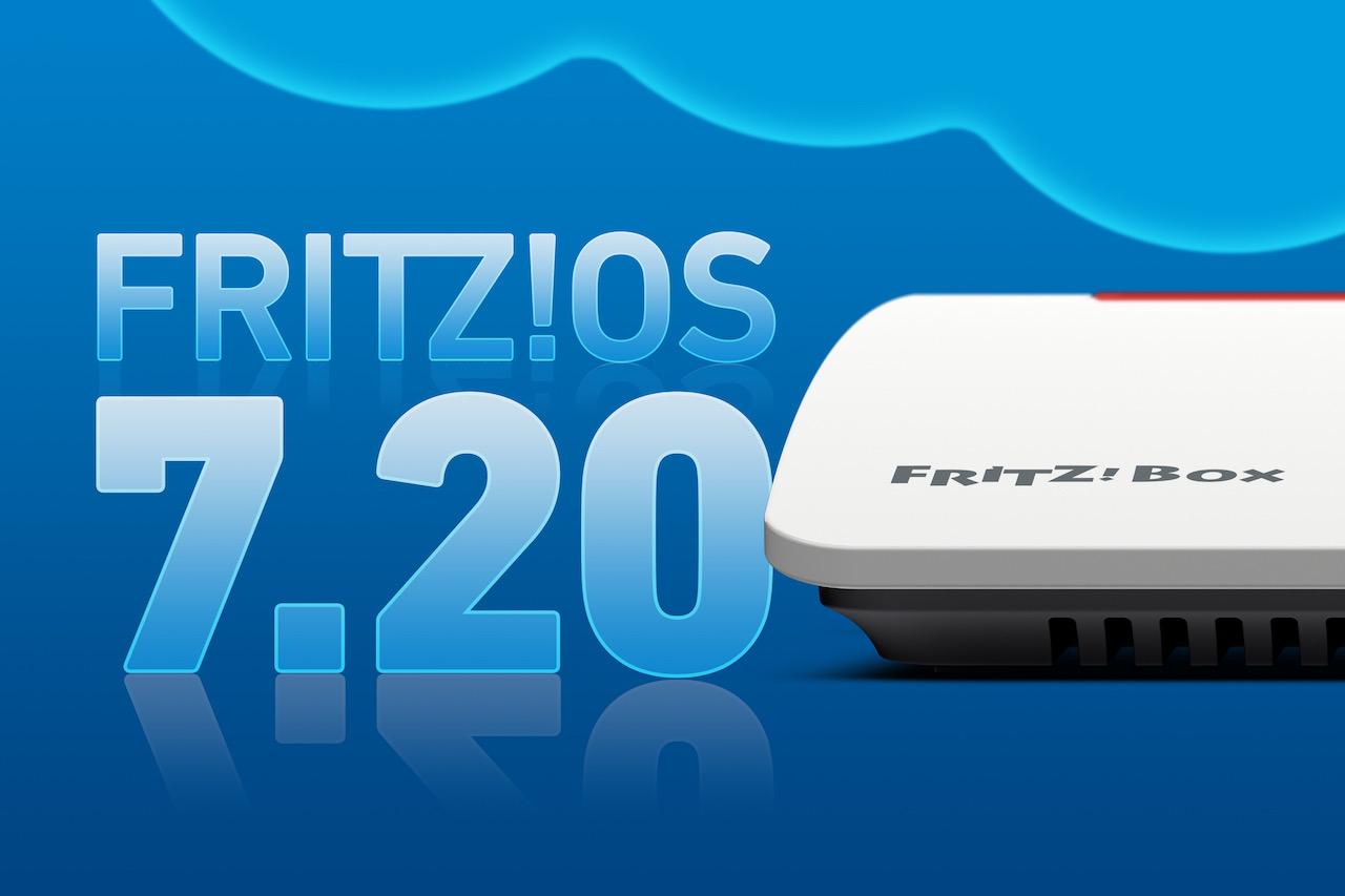 AVM FRITZOS 720 FRITZBox