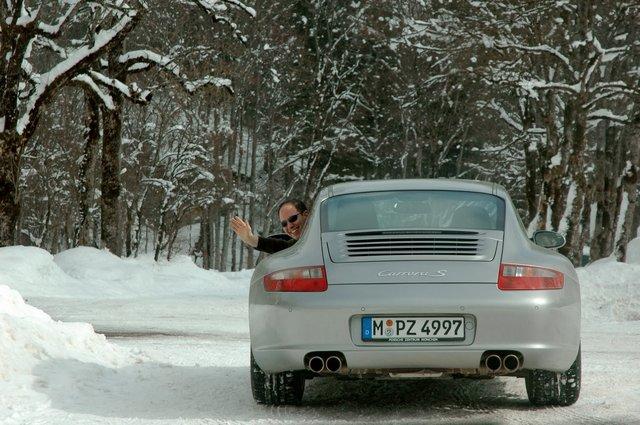 Ed Porsche