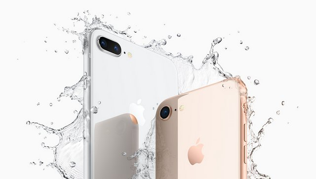 iPhone8Plus iPhone8 water