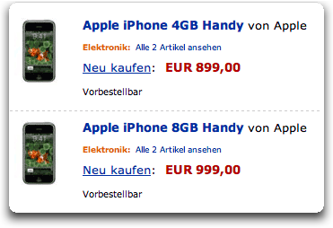 iphone price