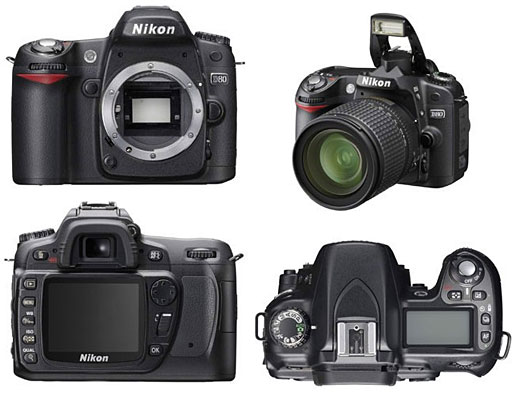 vowe dot net :: Nikon is about to release D70 successor in two weeks