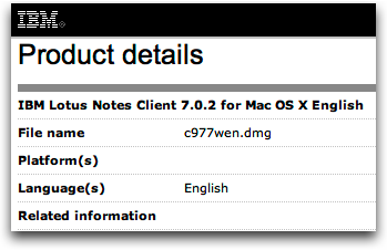 mac notes client
