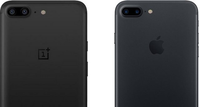 oneplus-5-vs-iphone-7-plus